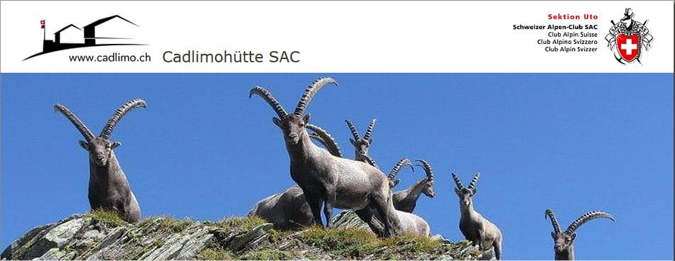 Cadlimo Hütte SAC